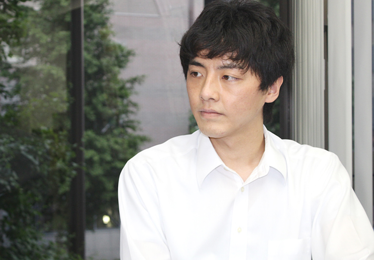 東京事務所 牧田 旭(2016年入社)