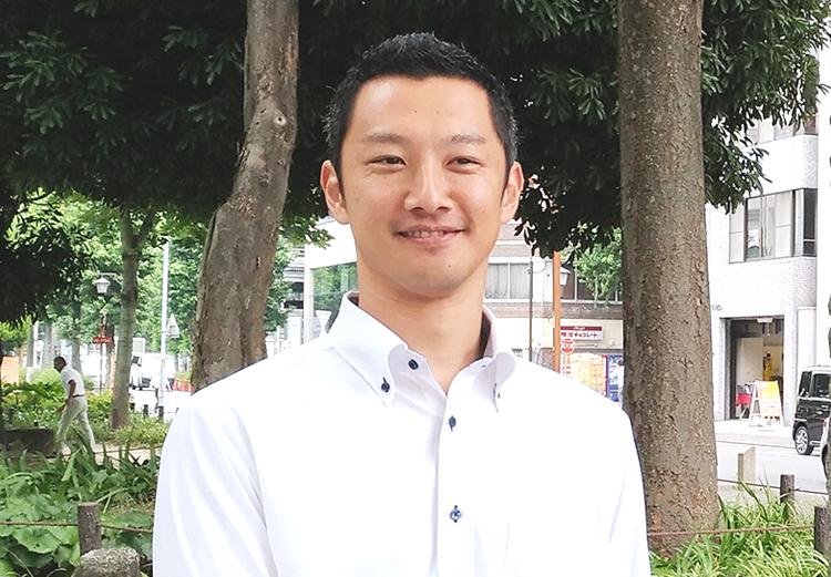 名古屋事務所 鈴木 隆(2011年入社)